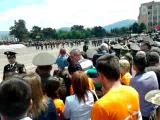 Парад в Степанакерте 2012 9 мая